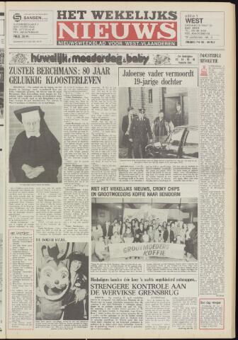 Het Wekelijks Nieuws (1946-1990) 1982-05-07
