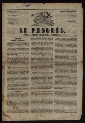 Le Progrès (1841-1914) 1841-12-19