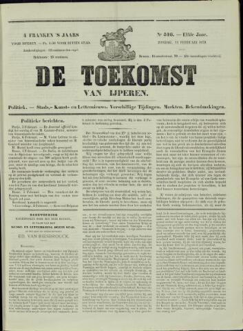 De Toekomst (1862 - 1894) 1872-02-11
