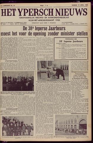 Het Ypersch nieuws (1929-1971) 1968-04-19