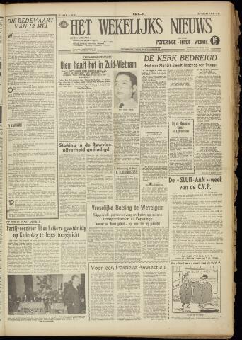 Het Wekelijks Nieuws (1946-1990) 1955-05-07