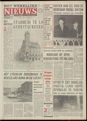 Het Wekelijks Nieuws (1946-1990) 1974-01-11