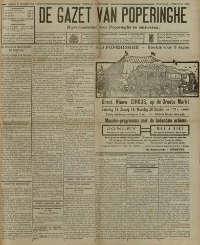 De Gazet van Poperinghe  (1921-1940) 1930-10-19