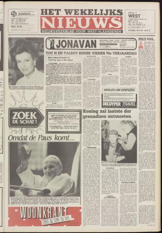 Het Wekelijks Nieuws (1946-1990) 1985-04-19