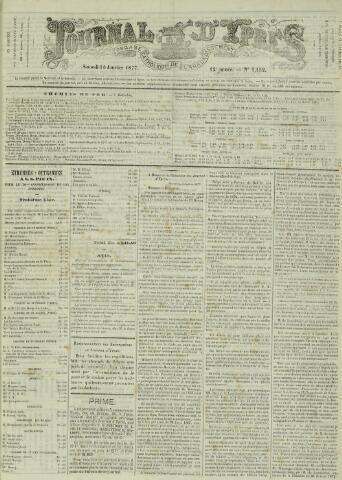 Journal d'Ypres (1874 - 1913) 1877-01-13