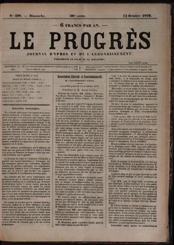 Le Progrès (1841-1914) 1879-10-12