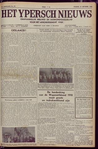 Het Ypersch nieuws (1929-1971) 1968-10-25