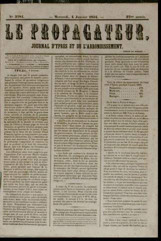Le Propagateur (1818-1871) 1854