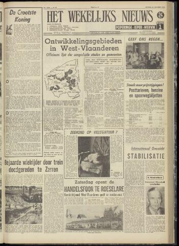 Het Wekelijks Nieuws (1946-1990) 1959-10-23