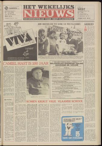 Het Wekelijks Nieuws (1946-1990) 1984-05-04