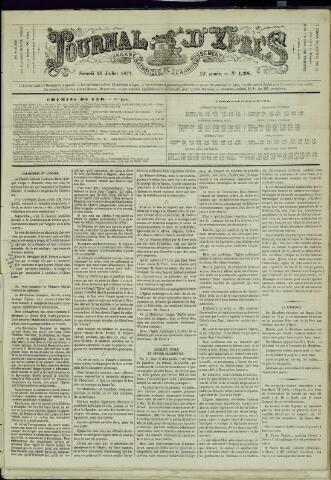 Journal d'Ypres (1874 - 1913) 1877-07-21