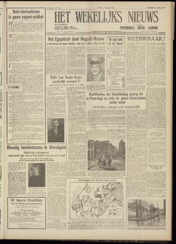Het Wekelijks Nieuws (1946-1990) 1954-04-03