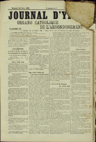 Journal d'Ypres (1874 - 1913) 1906-03-28