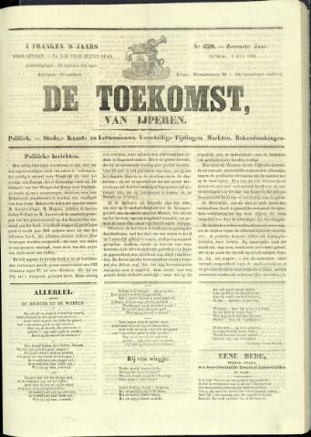 De Toekomst (1862 - 1894) 1868-07-05