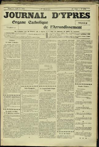 Journal d'Ypres (1874 - 1913) 1912-09-21