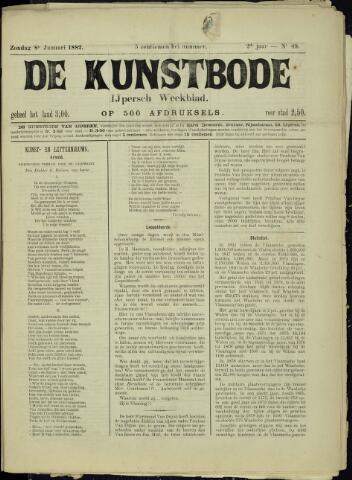 De Kunstbode (1880 - 1883) 1882-01-08