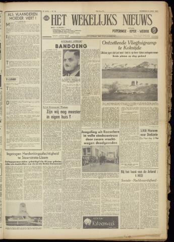 Het Wekelijks Nieuws (1946-1990) 1955-04-30