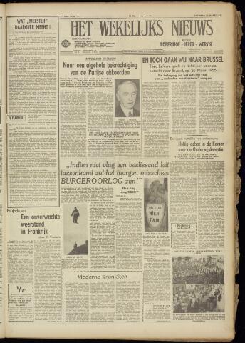 Het Wekelijks Nieuws (1946-1990) 1955-03-26