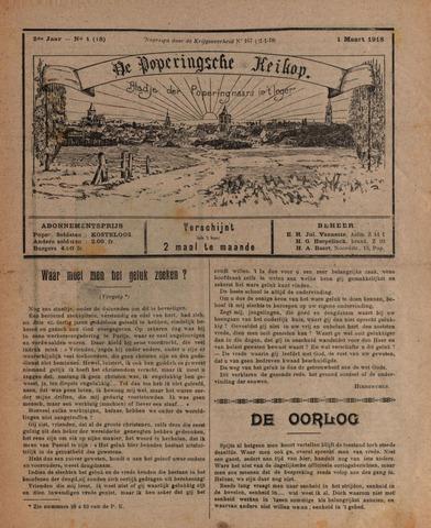 De Poperingsche Keikop (1917-1919) 1918-03-01