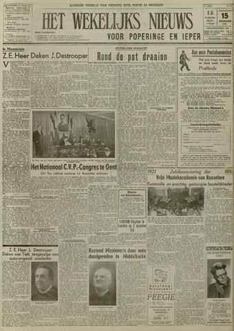 Het Wekelijks Nieuws (1946-1990) 1951-12-15