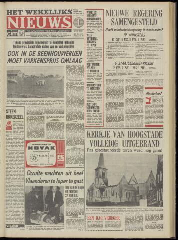 Het Wekelijks Nieuws (1946-1990) 1974-04-26