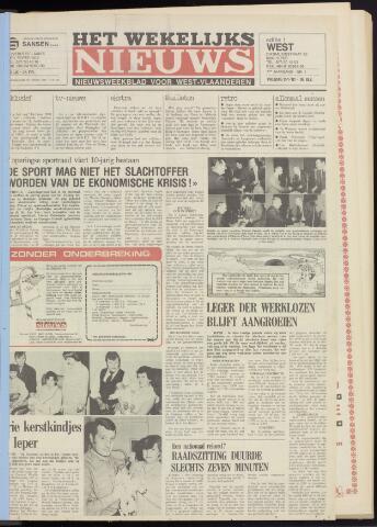 Het Wekelijks Nieuws (1946-1990) 1981