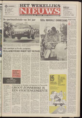 Het Wekelijks Nieuws (1946-1990) 1984-06-29