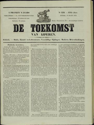 De Toekomst (1862 - 1894) 1872-03-31