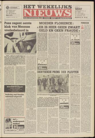 Het Wekelijks Nieuws (1946-1990) 1985-02-22