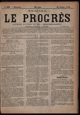 Le Progrès (1841-1914) 1880-10-31