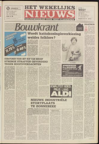 Het Wekelijks Nieuws (1946-1990) 1985-02-15