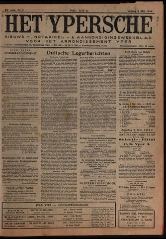 Het Ypersch nieuws (1929-1971) 1944-05-05