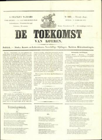 De Toekomst (1862 - 1894) 1871-02-05