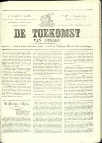 De Toekomst (1862 - 1894) 1870-08-07