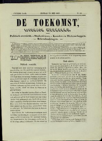 De Toekomst (1862 - 1894) 1863-05-31
