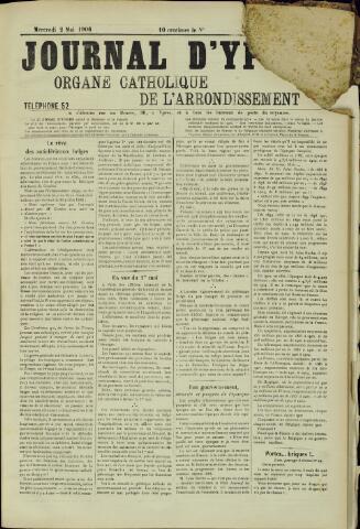 Journal d'Ypres (1874 - 1913) 1906-05-02