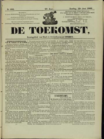De Toekomst (1862 - 1894) 1889-06-23