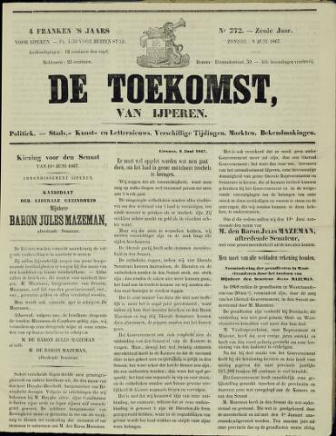 De Toekomst (1862 - 1894) 1867-06-09