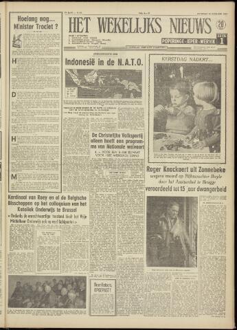Het Wekelijks Nieuws (1946-1990) 1957-12-14