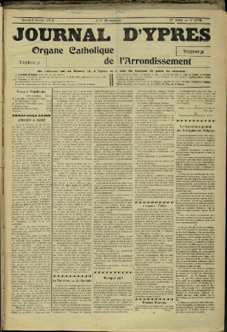 Journal d'Ypres (1874 - 1913) 1912-02-03
