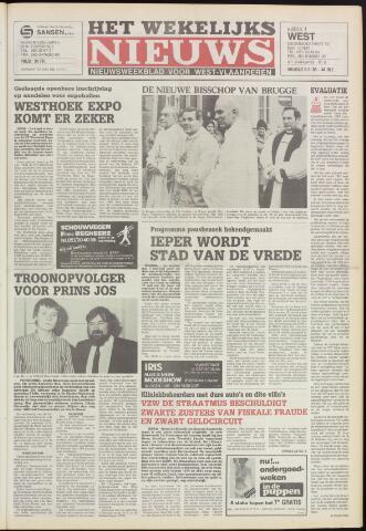 Het Wekelijks Nieuws (1946-1990) 1985-02-08