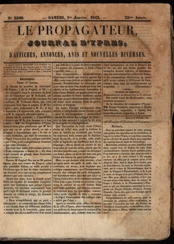 Le Propagateur (1818-1871) 1842