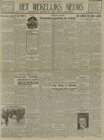 Het Wekelijks Nieuws (1946-1990) 1948-05-01