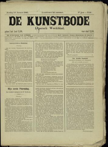 De Kunstbode (1880 - 1883) 1883-01-14