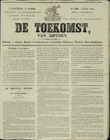 De Toekomst (1862 - 1894) 1867-12-08