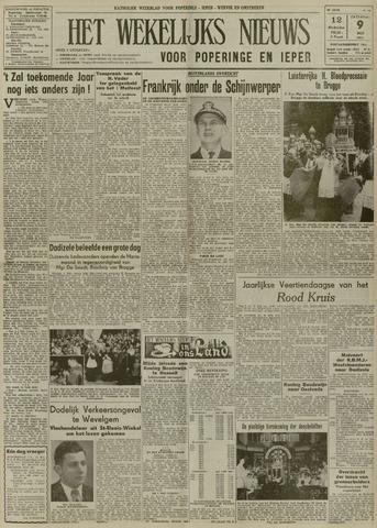 Het Wekelijks Nieuws (1946-1990) 1953-05-09