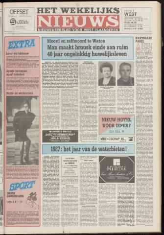 Het Wekelijks Nieuws (1946-1990) 1987-10-02