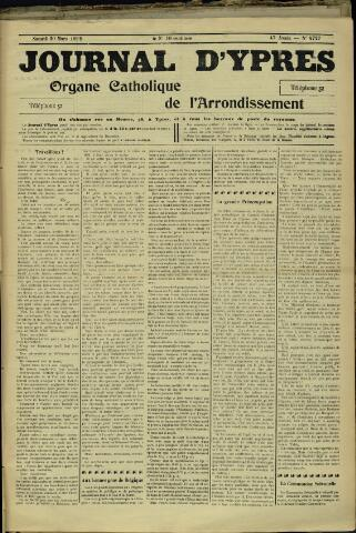Journal d'Ypres (1874 - 1913) 1912-03-30