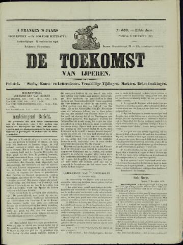 De Toekomst (1862 - 1894) 1872-12-08