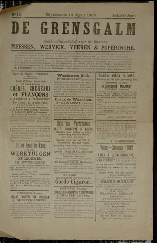 De Grensgalm (1895, 1901, 1902, 1904) 1902-04-19